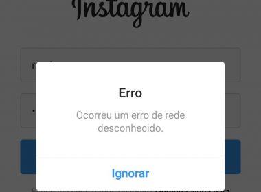 Facebook e Instagram ficam fora do ar; usuários relatam problemas através do Twitter