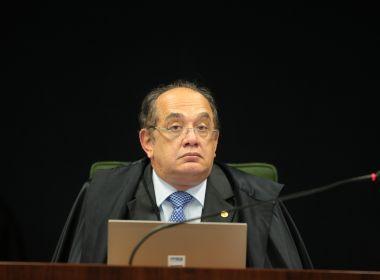 Advogado deve levar hoje ao Senado pedido de impeachment de Gilmar