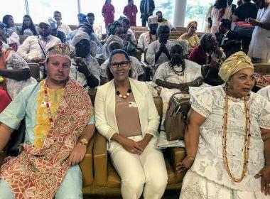 'Vitória para o povo negro', diz secretária sobre decisão favorável a cultos religiosos