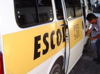 Detran revoga portaria que previa inspeção semestral para veículos de transporte escolar