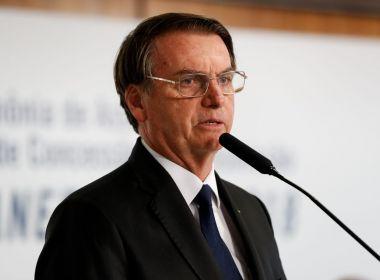 Ministério da Economia estuda reduzir impostos de empresas, diz Bolsonaro