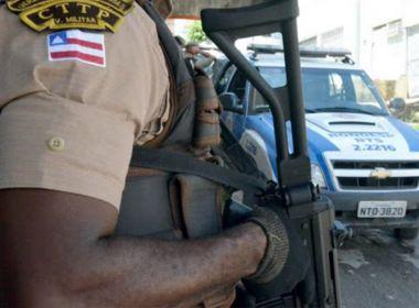 Alagoinhas: PM reformado é baleado durante assalto a mercado