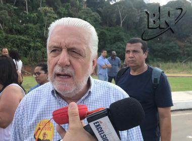 Wagner defende renovação e diz que não tem intenção de ser presidente do PT na Bahia