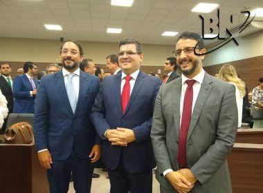 Aras, Gildásio e Marcelo Ayres são eleitos para lista tríplice do TJ-BA