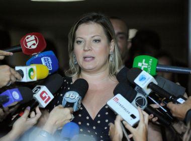 Joice Hasselmann usou verba pública para viajar de Ilhéus a Brasília depois do Carnaval