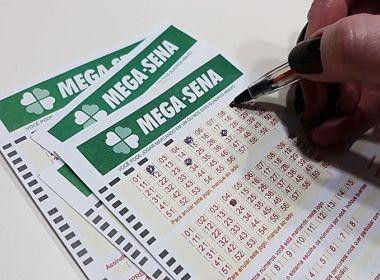 Concurso da Mega-Sena deste sábado pode pagar R$ 45 milhões