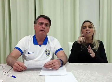 Bolsonaro defende que invasão de terra tem que ser tipificada como terrorismo