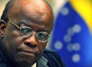 PSB volta a apostar na candidatura de Joaquim Barbosa para presidente