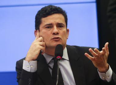 Sergio Moro compara vaga de ministro do STF a ganhar prêmio na loteria
