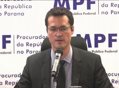 Dallagnol é alvo de processo por dizer que ministros do STF eram lenientes com corrupção