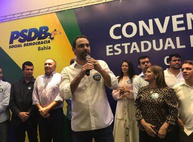 Adolfo Viana é confirmado novo presidente do PSDB da Bahia