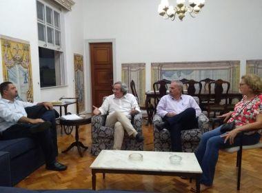 Bancada do PT na AL-BA visita Reitor da Ufba e presta apoio após cortes do MEC