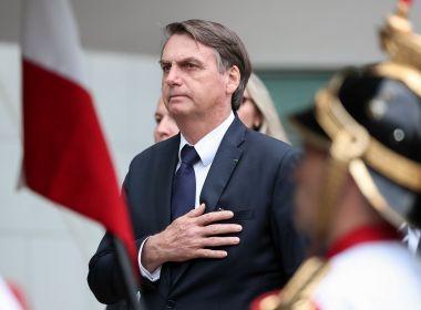 'Se um homem entrar na minha casa, é para meter chumbo mesmo', afirma Bolsonaro