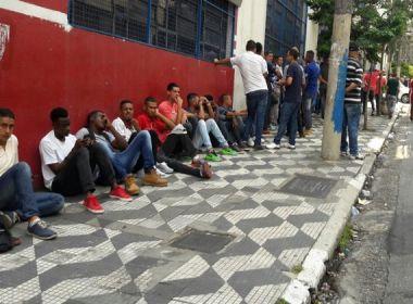Taxa de desocupação na Bahia foi de 18,3% no 1º trimestre de 2019