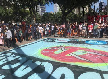 Manifestantes contra cortes na Educação começam a se mobilizar no Campo Grande