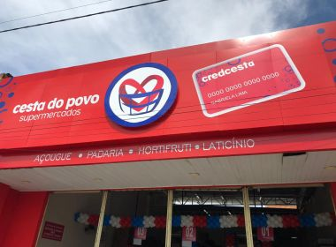 Nova Cesta do Povo abre unidades em Salvador e no interior do estado