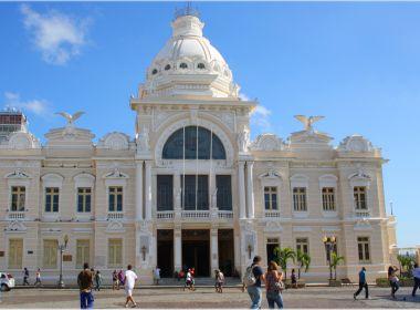 Neto se anima com possibilidade de a prefeitura se mudar para o Palácio Rio Branco