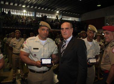 Em solenidade, 494 soldados se formam para servir à PM-BA