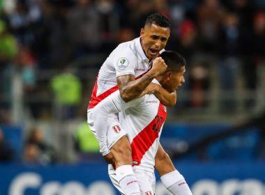 Com direito a 'olé', Peru vence o Chile e encara o Brasil na final da Copa América