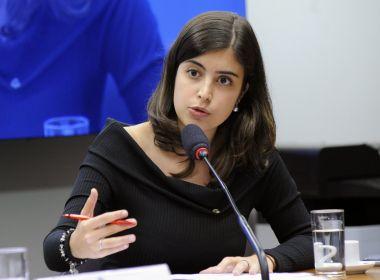 Deputada Tabata Amaral diz que sofre perseguição após voto pró-reforma