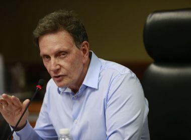 Crivella acusa Fundação Roberto Marinho de receber R$ 214 mi sem licitação