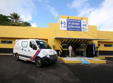 Governo entrega ambulâncias para região sul do estado