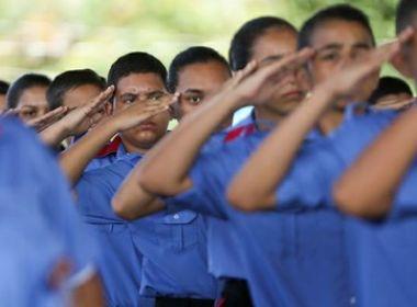 MPF pede que escolas da Bahia parceiras da PM respeitem liberdade dos estudantes
