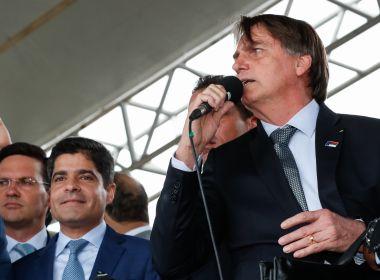 Bolsonaro faz segunda visita a Bahia nesta segunda-feira em menos de duas semanas
