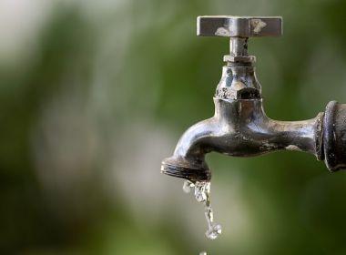 Fornecimento de água será suspenso em parte de Salvador e alguns municípios na segunda