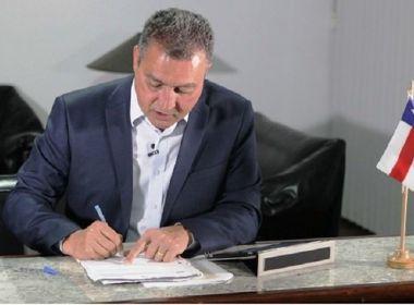 Alvo da oposição, pedido de empréstimo de Rui pode aumentar nota da Bahia no Capag