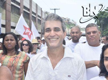 Após pesquisa, petista defende que grupo de Rui Costa tenha três candidaturas em Salvador