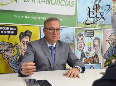 Vilas-Boas acusa governo Bolsonaro de usar 'politicamente' pactuação da BA por policlínicas