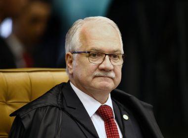 Fachin pede parecer da PGR após defesa de Lula pedir para anular sentenças