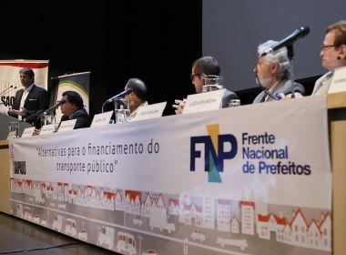Frente Nacional de Prefeitos pede ao STF parte do fundo da Lava Jato