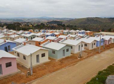 Programa Minha Casa Minha Vida recebe repasse de R$ 443 milhões do Governo