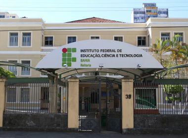 Inscrições para processo seletivo de cursos técnicos do Ifba são prorrogadas