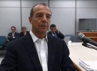 Ex-governador do Rio Sérgio Cabral negocia delação premiada, diz coluna
