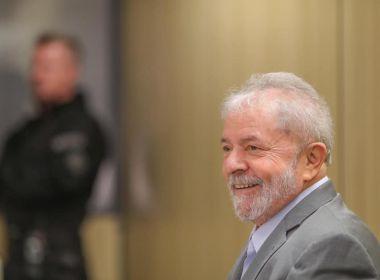 Lula está a dois dias da progressão de regime