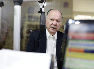 Vice-governador pede paciência a ACM Neto: 'Ele anda muito nervoso'