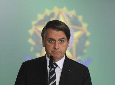 Governo bota em sigilo valor de carro blindado usado por Bolsonaro em Nova York