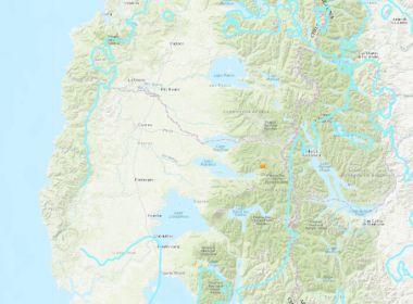 Terremoto atinge Chile na tarde deste domingo; não há risco de tsunami