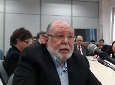 LÉO PINHEIRO DIZ QUE PAGAVA PROPINA A LÍDER DO GOVERNO BOLSONARO