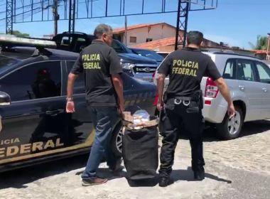 PF deflagra operação em nove estados contra corrupção praticada por auditores