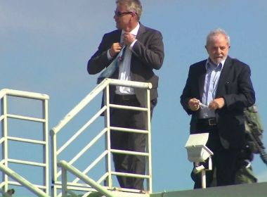 CNJ diz que Lula já cumpriu 1/6 da pena desde 29 de setembro