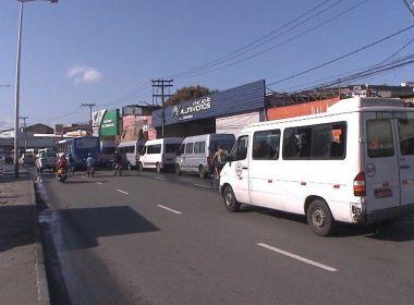 Multa para motorista que fizer transporte clandestino passa a ser gravíssima