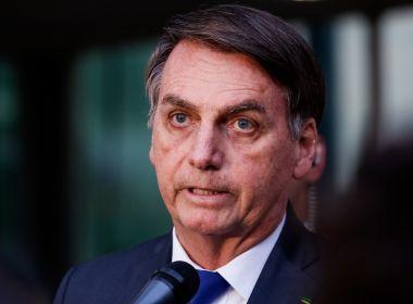 Bolsonaro sobre óleo no Nordeste: 'Não é do Brasil, não é responsabilidade nossa'