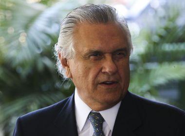 Governador de Goiás Ronaldo Caiado sofre infarto
