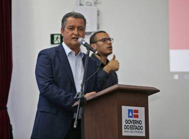 Rui Costa adia viagem para Europa em meio à paralisação parcial da PM-BA