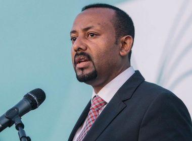 Nobel da Paz 2019 vai para primeiro-ministro da Etiópia