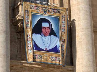 Dia da canonização de Irmã Dulce pode virar feriado em Salvador